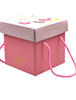 Pink Color, Other Material Packaging & Shipping Gift Box A Pack of Two
