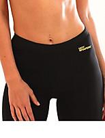 Running Crop Women's Breathable / Quick Dry / Comfortable Nylon / Chinlon Running Sports Inelastic Tight Outdoor
