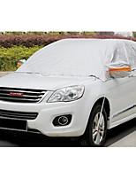 швейная алюминиевая крышка автомобильный полуприцеп капот изолирующее покрытие автомобильных солнечного дождя все вокруг автомобиля крышки