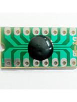 LED-Blitz langsamer Blitz-IC-Chip 1 Hz blinken Leiterplatten das Flugzeug Blinklichter ic 3-5V 1