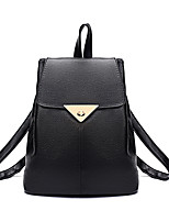 Women's Popular Fashion Backpack   Black