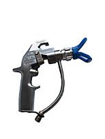 das Maschinengewehr ist für das Sprühen Kitt Kitt Kitt Pulver mit hohem Feststoffmaterial Spritzen geeignet