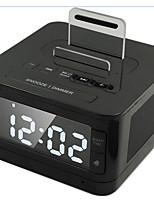 K7-BT MOZUO Bluetooth Alarm Clock With Radio U Disk Car Audio