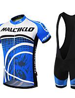 Sport Fahhrad/Radsport Kleidungs-Sets/Anzüge Herrn Kurze ÄrmelAtmungsaktiv / Hohe Atmungsaktivität (>15,001g) / Rasche Trocknung /