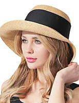 Cappello da sole Donna Casual Estate Paglia