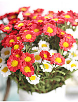 Hi-Q 1Pc Decorative Flowers Daisies Wedding  Home Table Decoration Artificial Flowers
