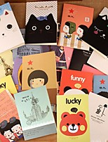 South Korea Creative Stationery Cute Little Palm Book Notebook Notepad Gift