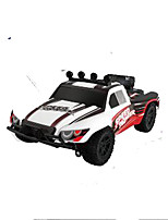 Buggy (Off-road) PX 9301 1:18 Brushless Electric RC Car 50KM 4ch 2.4G White / Red Ready-to-go