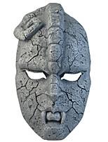 Resin Mask Hand Made  Cosplay Halloween Skull Party Mask Halloween  Resin Mask Black Friday Luxury Mask Halloween