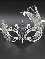 Pretty Elegant Lady Masquerade Halloween Mardi Gras Party Mask5006A3
