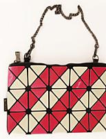 Tourallo Women PU Formal / Casual / Event/Party / Wedding/ShoppingShoulder Bag / Tote / Satchel / Clutch / Evening Bag