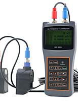 Portable Ultrasonic Flowmeter High Temperature of A Single Liquid Medium Fission Probe high-precision Flow Measurement