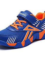 Para Niña-Tacón Plano-Confort-Zapatillas de Atletismo-Casual-Tul-Azul / Negro y Rojo / Negro y Blanco