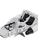 Puzzles Metallpuzzle Bausteine DIY Spielzeug Flugzeugträger 1 Metall Silber Model & Building Toy