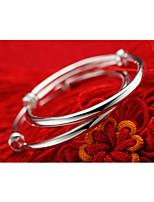 Girls Bracelet,All Seasons Others Silver