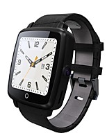 U11C Bluetooth Smart Watch Phone + Network With Independent License Camera + HD Resolution