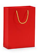 Paper Bag  Red color