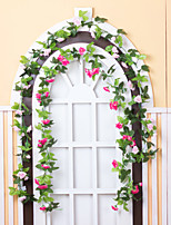 Hi-Q 1Pc Decorative Flowers Real For Wedding Home Table Decoration Roses Artificial Flowers