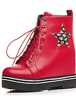 Women's Boots Winter Wedges / Heels / Platform / Riding Boots / Fashion Boots / Bootie / Comfort / Combat Boots /