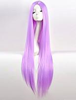потому парик светло-фиолетового цвета в длинные прямые волосы парики 100cm длинные парики