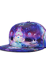 New Fashion Women Men Hip Hop Wings Printed Adjustable Patchwork 3D Baseball Cap