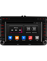 ownice c300 android núcleo 4.4 quad 7 polegadas 2 din no painel do carro dvd player para Volkswagen Golf polo jetta touran gps navi