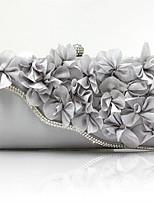 Women Chiffon / Satin Formal / Event/Party / Wedding Clutch / Evening Bag