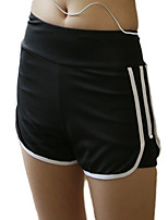 Carrera / Running Pantalones cortos holgados Mujer Transpirable / Secado rápido / Compresión / Cómodo Poliéster Running Deportes