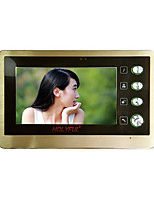 15V-18VDC 300MA 7 Inches Color Visual Intercom Doorbell Indoor Machine Type of Q6