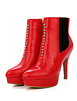 Women's Shoes   Heels / Platform / Fashion Boots Boots Outdoor / Office & Career / Casual Stiletto Heel   &W3-3