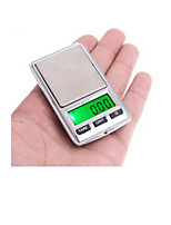 Portable Jewelry Electronic Scale (Weighing Range: 100G*0.01G)