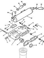 специального назначения использования ТС 3820332 масляный фильтр место масляного фильтра сиденье масляного фильтра двигателя сиденья