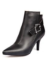 Women's Heels Spring / Fall / WinterHeels / Cowboy / Western Boots / Riding Boots / Fashion Boots / / Bootie / Combat