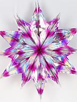 Polietileno Decoraciones de la boda-1Piece / Set Adornos Navidad tema rústico Rosa / Verde / Morado Primavera / Verano / Otoño / Invierno