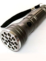 Освещение Светодиодные фонари Laser / LED 100 Люмен 3 Режим LED AAA Экстренная ситуация / Очень легкиеПоходы/туризм/спелеология /