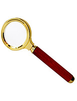 Amplification 8X 36mm Optical Magnifying Glass Handheld Reading Magnifier