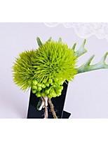 Poliestere Decorazioni di nozze-1Piece / Set Forniture per decorazioni nuziali Promessa di matrimonio / Matrimonio In giardino Verde