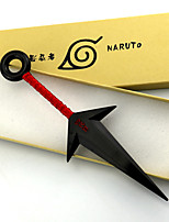 Naruto 4th Hokage 27cm PVC Kunai Model Cosplay Prop Toy