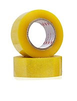 4.5cm * 170m прозрачная уплотнительная лента уплотнения из прозрачного пластика БОПП упаковочной ленты (объем 2 а)