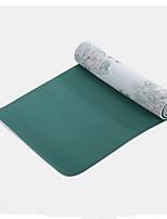 PVC Tapis de Yoga 183*61*0.8 Eco Friendly / Sans odeur 3.5 Vert No