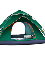 213*145*240CM Hydraulic Pressure Styles Speed Automatic Open Tent Outdoor Camping Tent 3-4 Person Folding Tent  1 Set