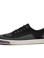 Men's Sneakers Spring / Summer / Fall / Winter Round Toe / Flats Canvas Outdoor / Office & Career