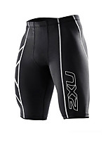 Running Shorts Men's Breathable / Quick Dry / Lightweight Materials Spandex / PolyesterExercise & Fitness