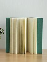 Grid Book 5mm Grid Coordinates Book Design Notebook (Random Colors)