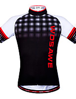 WOSAWE cycling jersey men's  ropa ciclismo mujer pro mountain bike bicicleta short sleeve summer style Cycling clothing