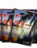 Anmuka 2pcs Luminous Chemical Glow Sticks Green Lightstick for Fishing Night Fishing Accessories