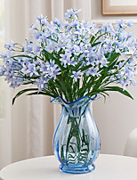 Hi-Q 1Pc Decorative Flowers Real Touch Orchid For Wedding Home Table Decoration Artificial Flowers