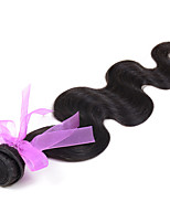 Celebrity Hair Wefts Best Brazilian Hair Body Wave hair Cheap Brazilian Hair Weave #1B 16