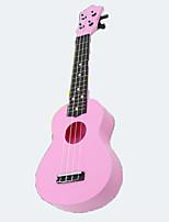 kleine gitaar kersen barsten snaar muziekinstrument geval