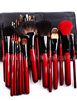 26 Makeup Brushes Set Others Portable Wood Face Others